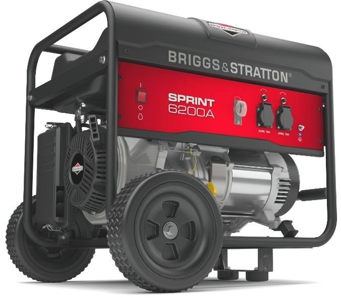 Электрогенераторы Briggs & Stratton Sprint 6200A